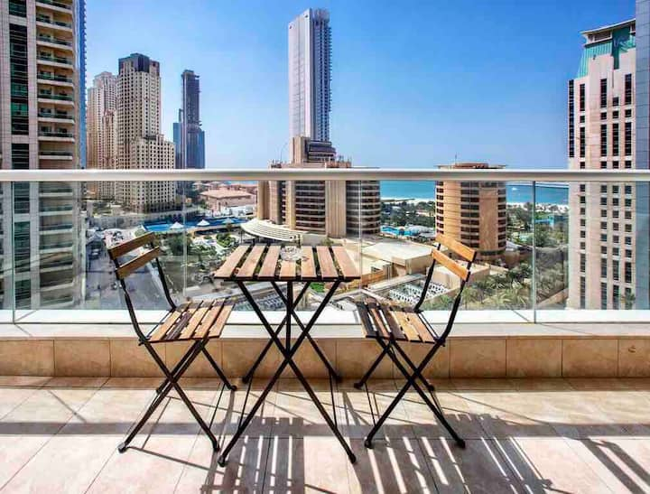 PREMIUM APARTMENT IN MARINA NEXT TO JUMEIRAH BEACH
