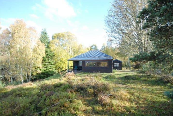 Loch Ness Hideaways - Rowan Cottage, Errogie.