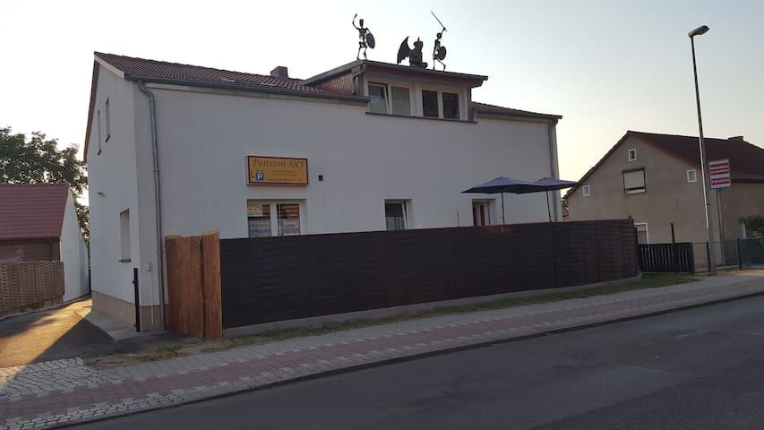 Pension SXF Wohnung 4 - Schönefeld - Apartment