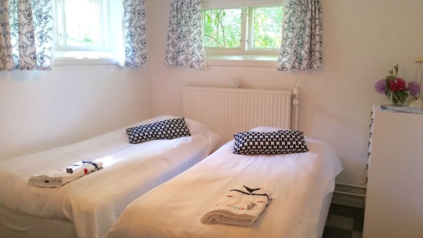 Nice B&B 1-3p, close to Liseberg - Gothenburg - Bed & Breakfast