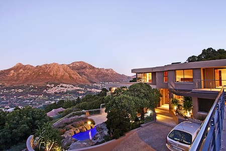 Guest Suite on top of the Mountain - Cape Town