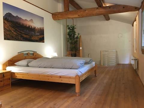 Ferienwohnung in Graubünden