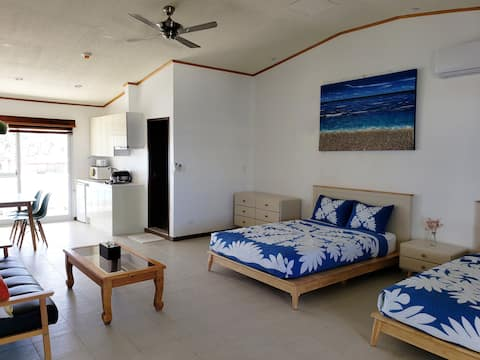 Winners Residence Saipan_Studio type for 4 people