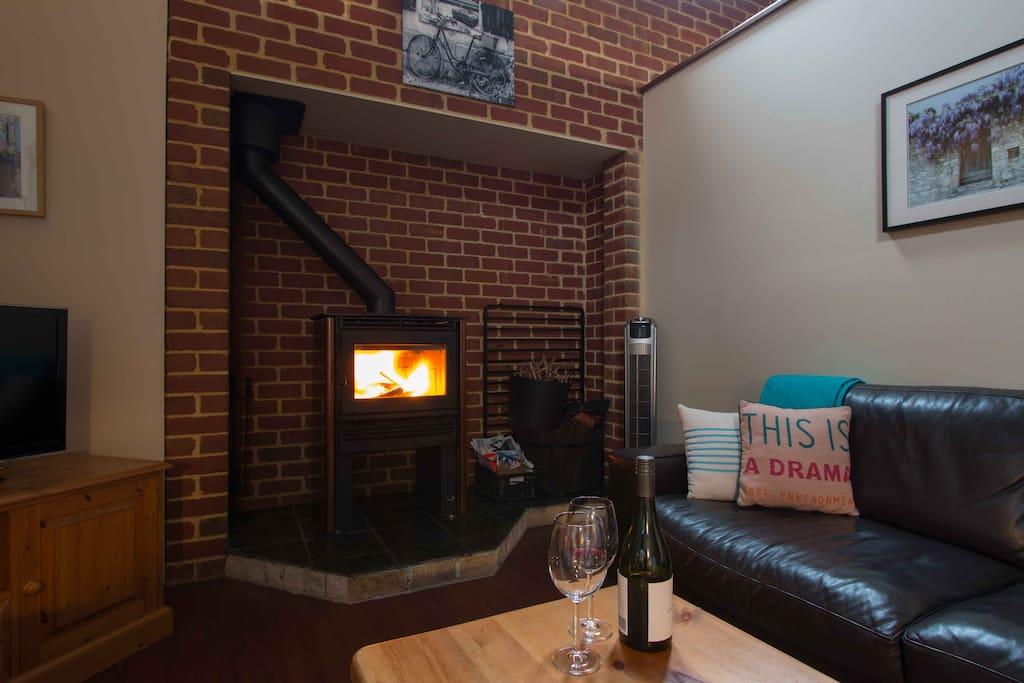 New Fireplace
