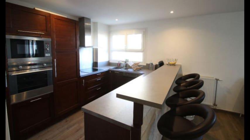 Appartement 66m2 à proximité d'Orléans - Saint-Jean-de-la-Ruelle - Lejlighed