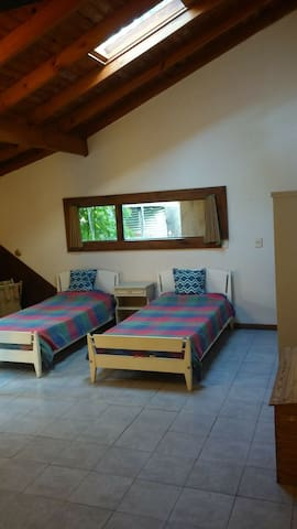 Cabaña Pinamarense Habitacion 2