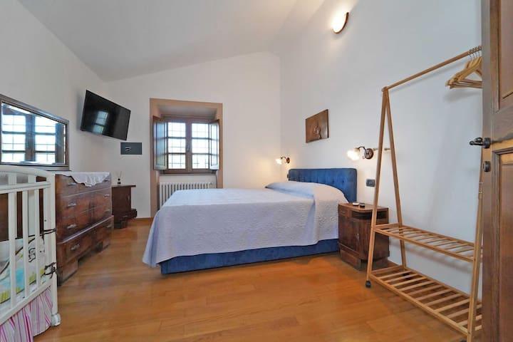 VILLA DEA - 1st floor: Double bedroom