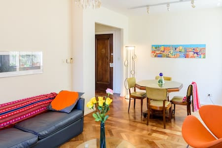 Central & Classy - Up to 4 PAX - All mod cons - Buenos Aires
