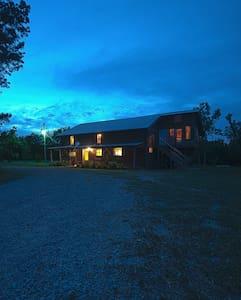 Arbor Breeze Lodge near Turner Falls