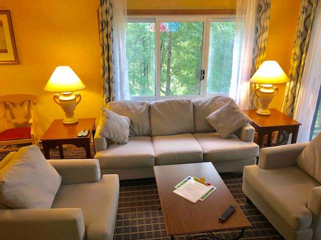 Deerhurst 3 Bedroom Condo with Pool, Spa, Golf-28