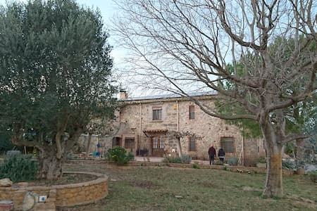 House in the Alt Empordà with patio - Siurana