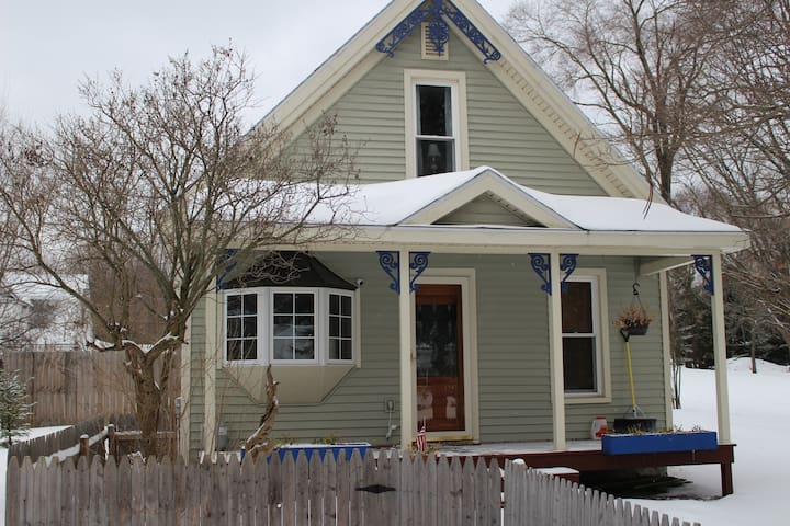 Historic charm in Boyne City - Boyne City - House