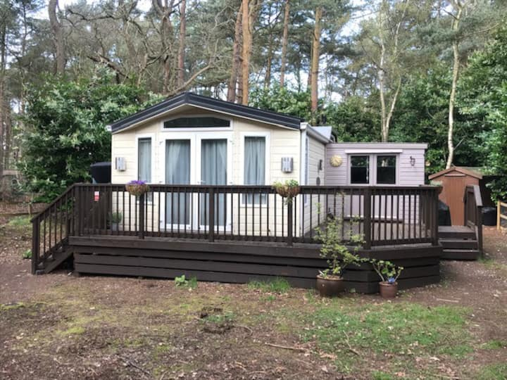 Squirrels View, Kelling Heath Holiday Park