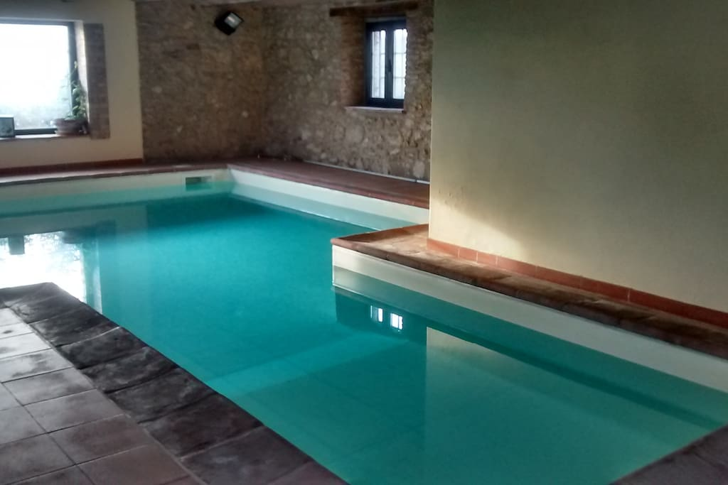 swimming pool is shared with other apartments (opened 1st of May through 30th September)