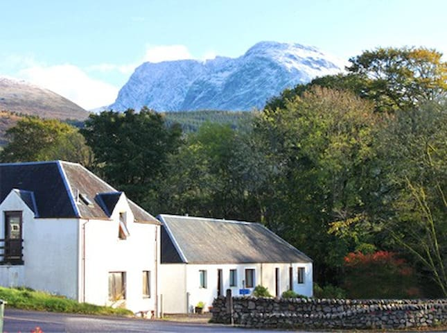 At the Foot of Ben Nevis - Torlundy - Apartment