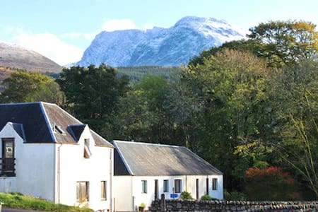 At the Foot of Ben Nevis - Torlundy - Apartament