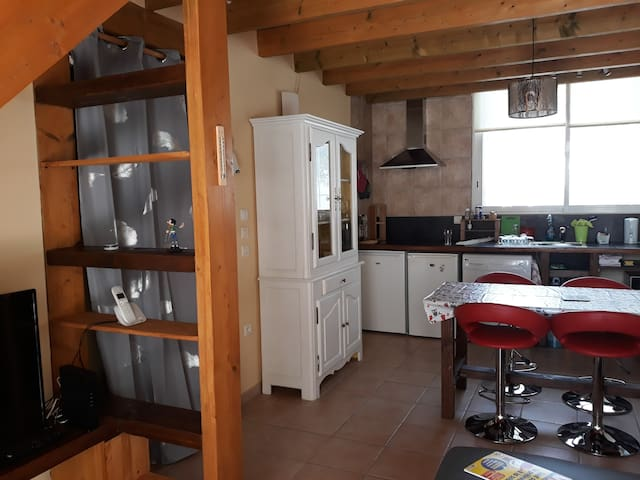 appart meublé Mireval proche Montpellier