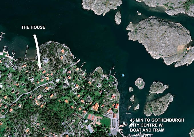 House in Gothenburg Archipelago - Gothenburg - House