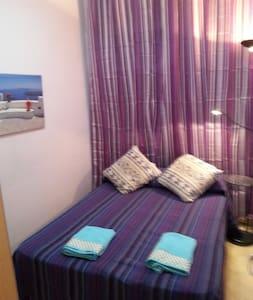 habitacion a 5 minutos de la playa - Badalona