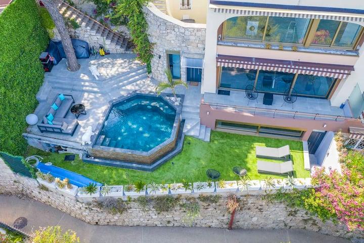 Luxury Villa minutes from Monaco City Centre