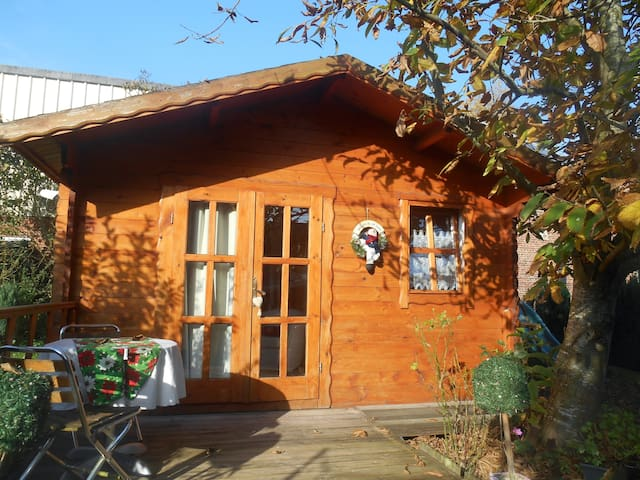 Chalet d'hôtes - Aveluy - Bed & Breakfast