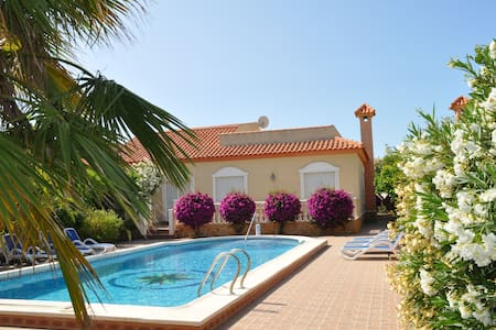 Holiday house with private pool - Monte Faro - Huis