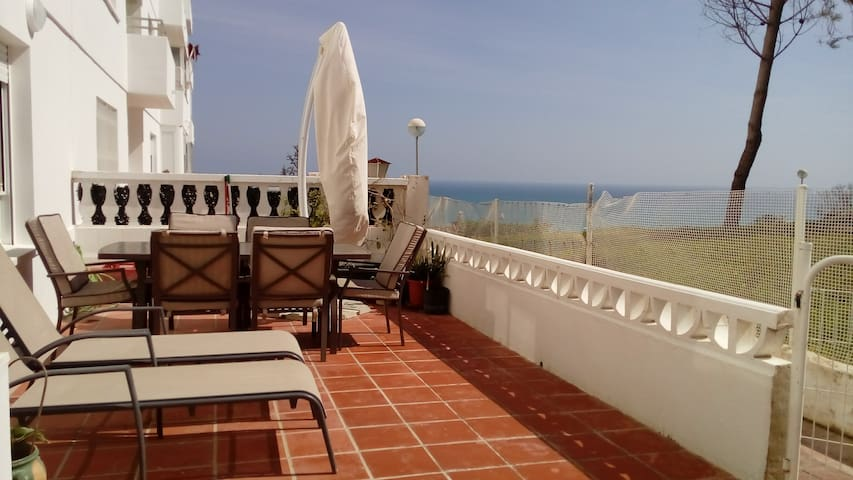 SEA VIEWS, WIFI, HEATING & SPORTS - Gran Alacant - Daire