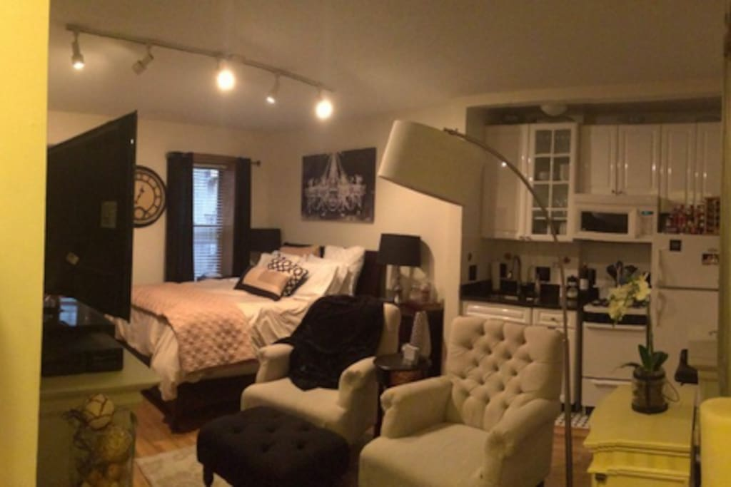 Cozy super convenient studio appartamenti in affitto for Appartamenti affitto nyc