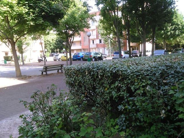 Beau studio ds résidence sécurisé - Villepinte - Apartamento