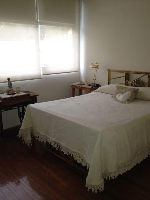 Dormitorio de huesped
