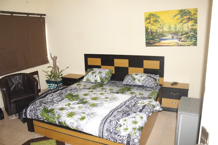 Wuse 2, Exquisite furnished Room