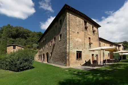 """Tuscany Villa """"I Cappuccini"""" - Montalcino"""