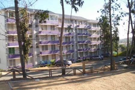 Departamento en la Playa El Tabo - El Tabo