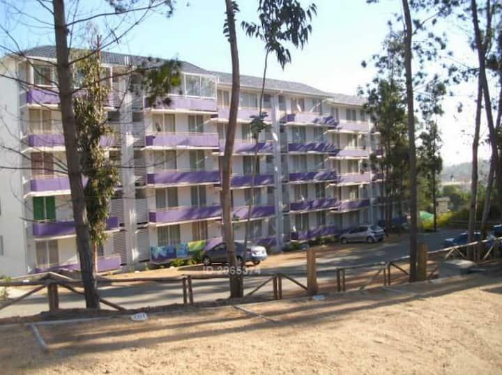 Departamento en la Playa El Tabo