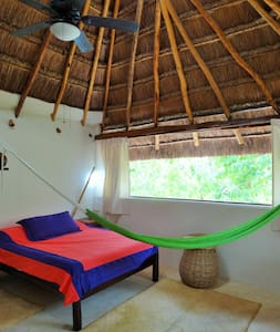 Casita Aire Room 2nd floor Right - Chemuyil