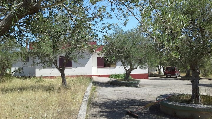 Country house few km from ...all