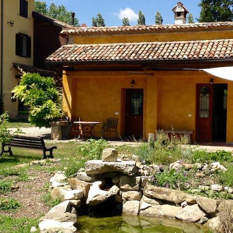 B&B Il giardino di Beleno - Aquileia - Bed & Breakfast
