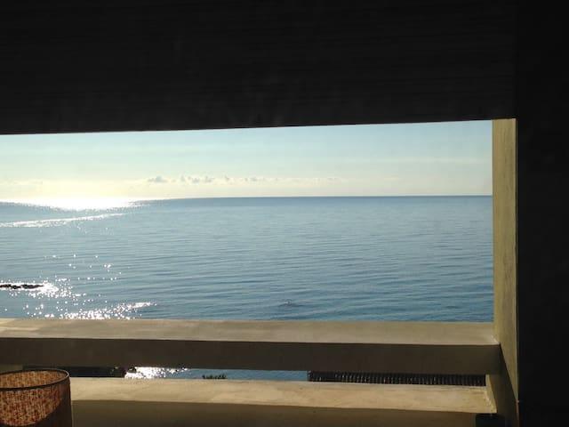 appartement vue mer - Sari-Solenzara - Flat