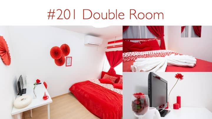 Umeda Apple - 201 Private Room, 10 min to Umeda