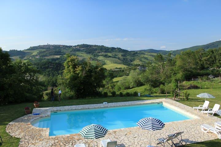 Agriturismo Marcigliana Radicondoli Toscana
