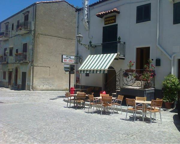 Albergo Ristorante Pizzeria - Palazzo Adriano - Muu
