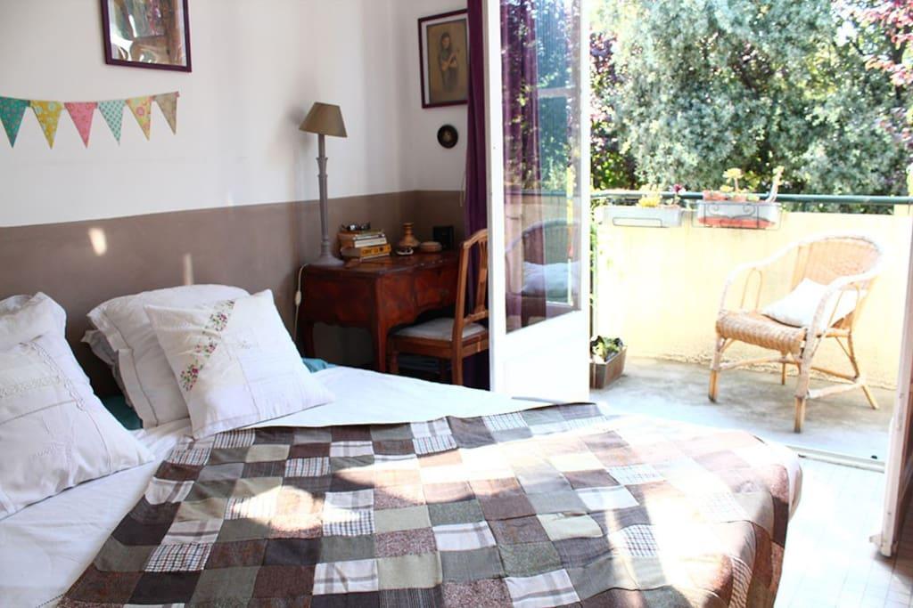 Chambre dans maison avec jardin casas en alquiler en montpellier languedoc rosell n francia - Maison jardin condominium montpellier ...