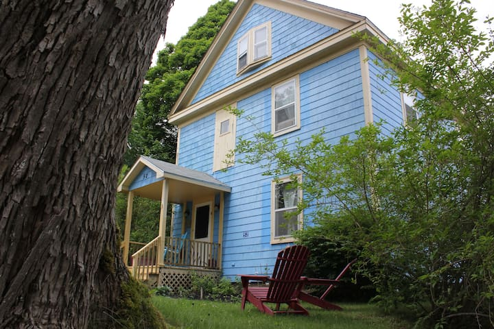 The Blue House on Pleasant Street - Bear River - Bed & Breakfast