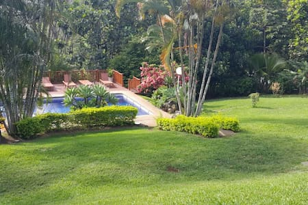 Beautiful Garden House 3 minutes from the airport - Alajuela, Costa Rica - 独立屋