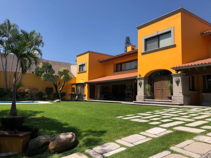 Grand Home in Tabachines with Pool and Lavish View
