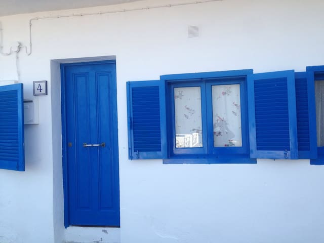 Typical house 2 room//Casa en Mojacar Pueblo 2hab.