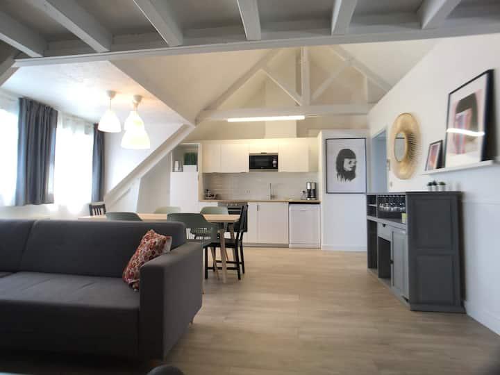 Angers - L'appartement de Marius, calme et confort