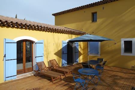 """Villa """"Les Moutons""""  côte d'azur - Le Rouret - House"""