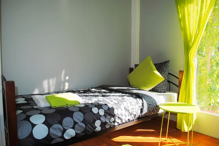 Single Bed in a Shared Room - Athens City Centre