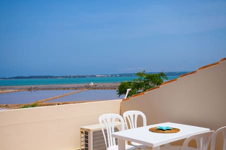 Formentera Apartment, sea views, close to beach